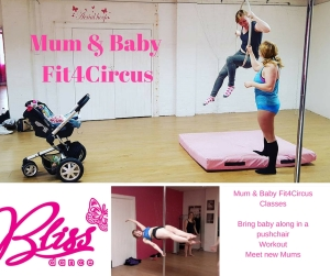 Mum & Baby Fit4Circus