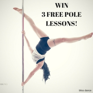 WIN3 FREE POLE LESSONS!