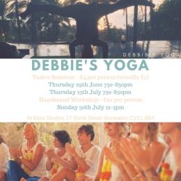 Debbie's YOga